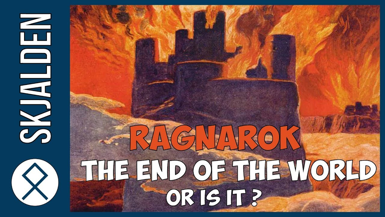 Ragnarok - The end of the World in Norse Mythology