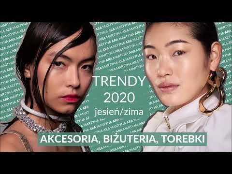 Modne Torebki, Akcesoria I Biżuteria - TRENDY JESIEŃ - ZIMA 2020/2021