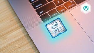 New Macbook Pro 15 Core i9 (2018): Thảm họa!