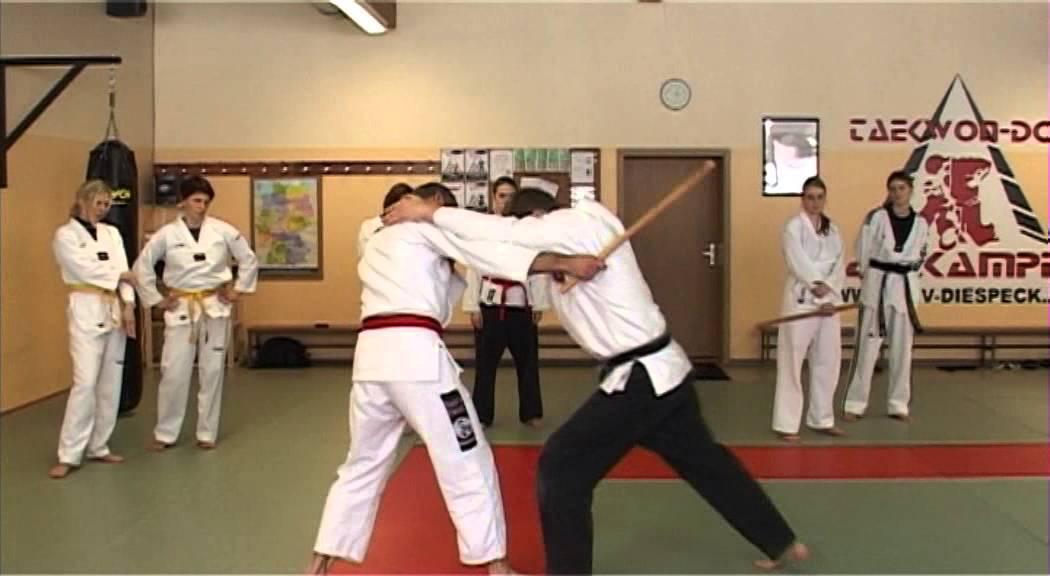 Abteilungsvideo der Taekwon-Do und Allkampf Abteilung des DTV Diespeck