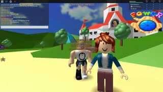 ROBLOX - Super Mario 64 ( édition ROBLOX ) - L'aventure commence ..