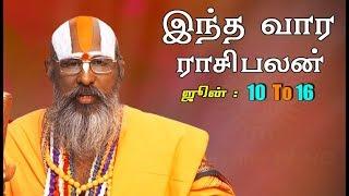 Weekly Rasi Palangal  – Swasthik tv Show