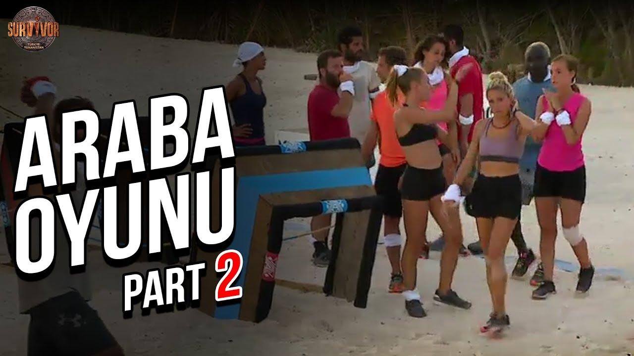 Araba Oyunu 2. Part | 33. Bölüm | Survivor Türkiye - Yunanistan