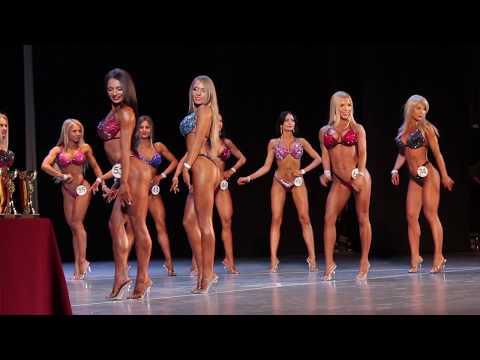 Кубок Чувашии Весна 2019 Фитнес бикини до 164 см. Bikini Fitness 2019 зачетные попки