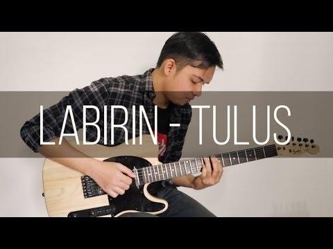 TULUS - Labirin (Fingerstyle Cover)