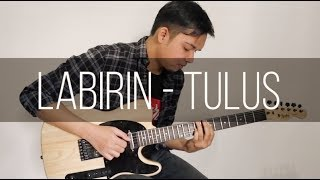 Gambar cover TULUS - Labirin (Fingerstyle Cover)