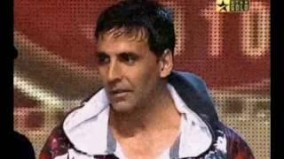 akshay kumar  in lux  sabse favourite kaun 2010