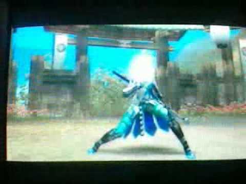 Basara 2 Heroes Uesugi Kenshin Intro