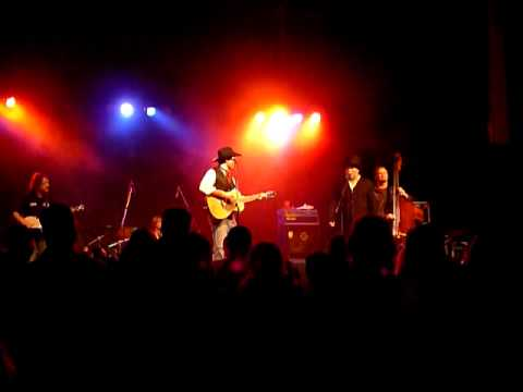 Corb Lund and Fred Eaglesmith