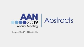 2019 AAN Annual Meeting Abstract Submission Site Tutorial – American Academy of Neurology screenshot 1