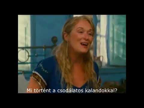 Slipping Through My Fingers - Meryl Streep Amanda Seyfried[Magyar Felirat]
