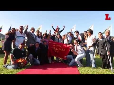 Ocean Bay los arrolló en el Clásico José Antonio Páez 2016