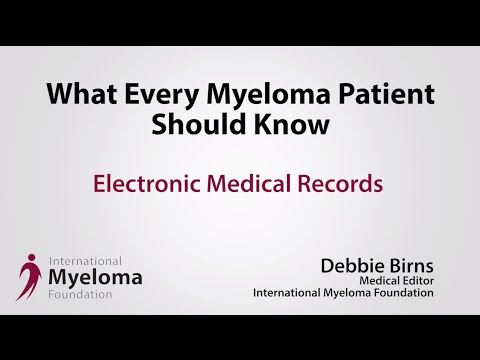 How to Keep Electronic Medical Records