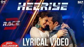 Heeriye song with Lyrics | Salman Khan & Jacqueline Fernandez | New Whatsapp Stauts |VIVEKANANDSOREN
