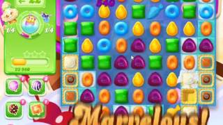Candy Crush Jelly Saga Level 665 - NO BOOSTERS