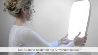 Quick Start Video der Tageslichtlampe TL 80 von Beurer