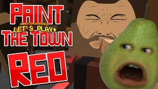 Pear Plays - Paint the Town Red