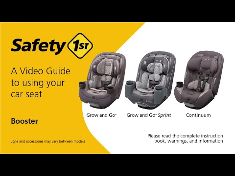 Booster Car Seat Install Tips Grow, Is Safety 1st A Good Car Seat