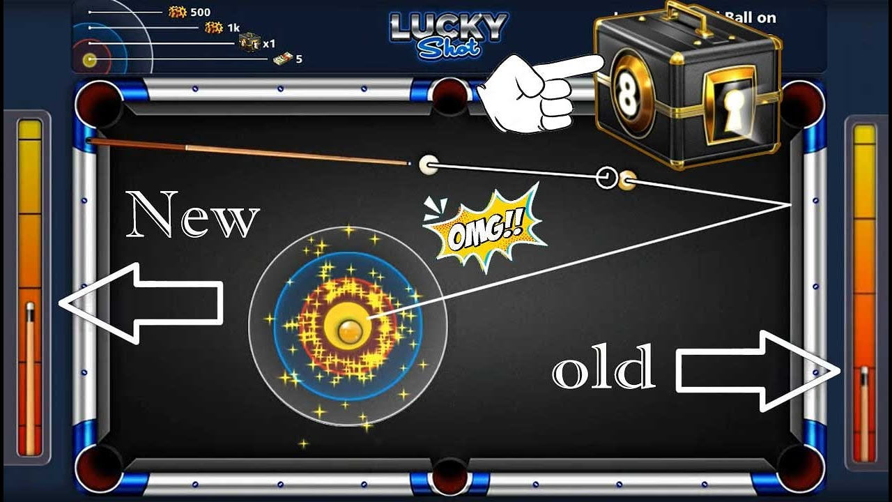 8 ball pool Lucky Shot 20 Different Places 🤯 Easily Win 👉 Buy Boxes