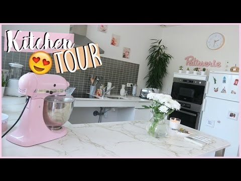 FINIE TOUR DE MA CUISINE YouTube - Ma cuisine tours