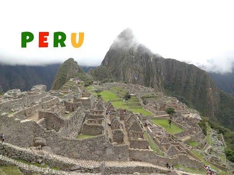 South America Travels | Peru | Machu Picchu