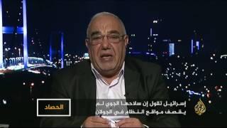 الحصاد- هجوم القنيطرة.. من ضرب مواقع الأسد؟