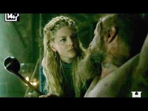 Vikings Episode 5x01 & 5x02 Lagertha Forces Harald To Marry Her || Vikings Scenes