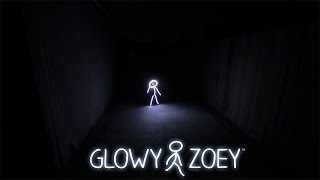 Glowy Zoey LED light suit Halloween costume thumbnail