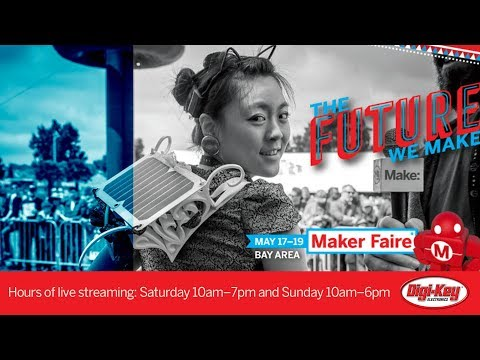 Maker Faire Bay Area 2019 - Sunday