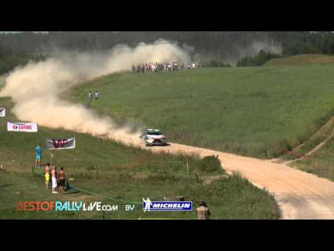 Leg 2 - 2015 WRC Rally Poland - Best-of-RallyLive.com