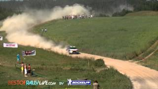 Vid�o Leg 2 - 2015 WRC Rally Poland par Best-of-RallyLive (258 vues)