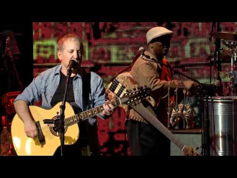 Paul Simon - The Obvious Child - Live at iTunes Festival