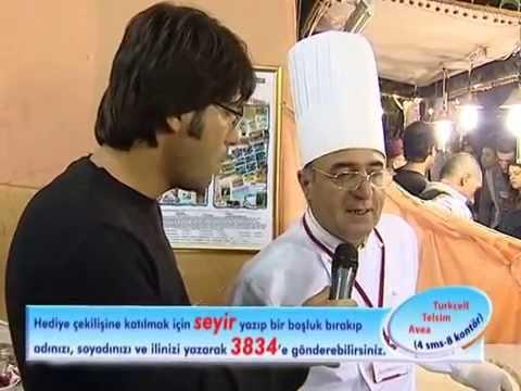 LOKMACI BABA SULTANAHMET MEYDANI RAMAZAN ETKİNLİKLERİYLE HİLAL TV'DE