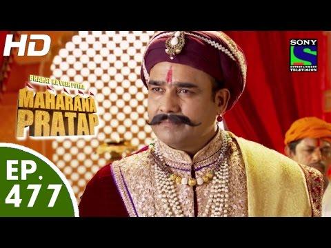 Bharat Ka Veer Putra Maharana Pratap - महाराणा प्रताप - Episode 477 - 27th August, 2015