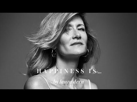 laura dern on happiness | in full bloom | kate spade new york