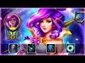 Janna Montage - Janna Best Plays Moments|League Of Legends
