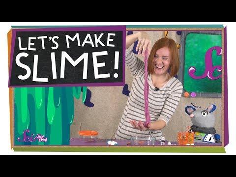 Let's Make Slime!