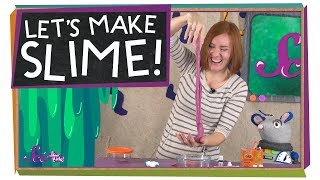Let's Make Slime!