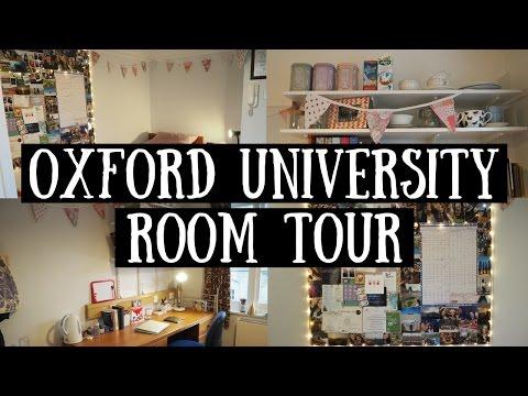OXFORD UNIVERSITY ROOM TOUR | viola helen