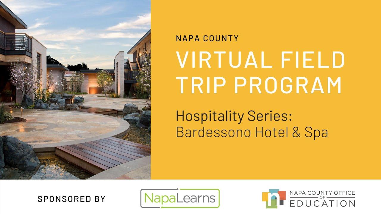 Hospitality - Virtual Field Trips