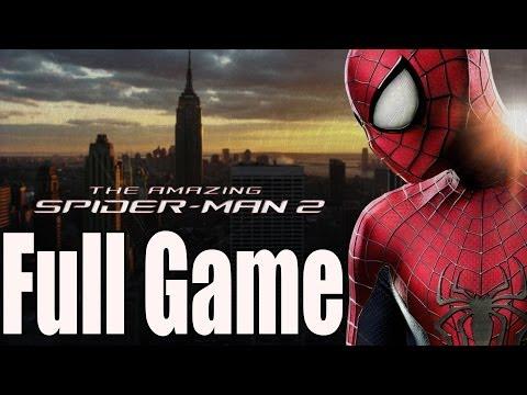 The Amazing Spider-Man 2 Full Game Walkthrough / Complete Walkthrough