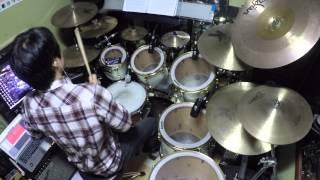 Starman Drum Cover