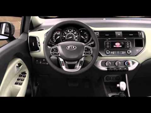 Kia Rio 2017 Interior >> Kia Rio 2017 Hatchback Youtube