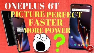 ONEPLUS 6T 2018: FULL SPECS, PRICE, CASHBACK OFFERS, & MANY MORE…