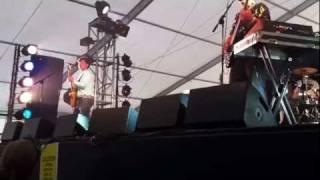 Young Knives - Terra Firma Live at Hop Farm 2011