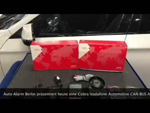 cobra vodafone automotive 4625 exclusive can bus. Black Bedroom Furniture Sets. Home Design Ideas