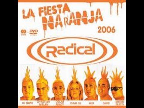 ((Radical)) Fiesta Naranja 2006 CD1