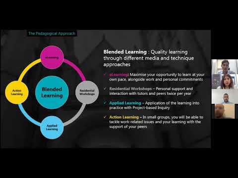 MSc Financial Management Online Information Session