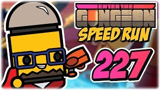 Hunter Speedrun | Part 227 | Let's Play: Enter the Gungeon: Any% Speed Run | PC Gameplay