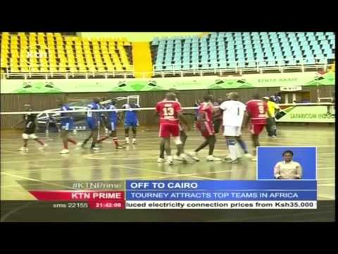 GSU, Kenya Prisons Volleyball teams prepare for Africa Club Championship